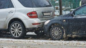 car crash collision accident