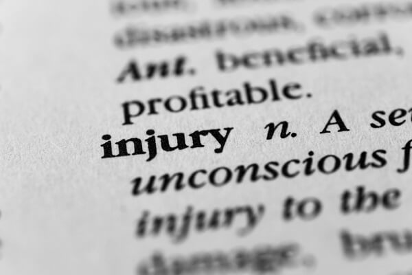 personal injury definition