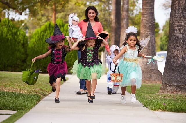 Do You Know the Most Common Halloween Accidents?