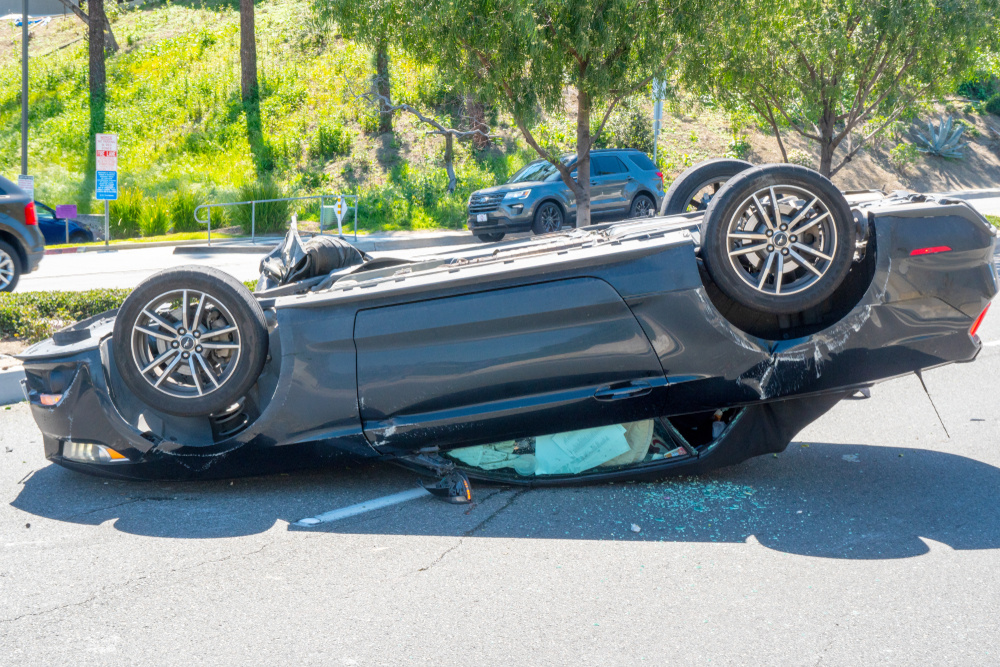 What Causes Vehicles to Roll Over?